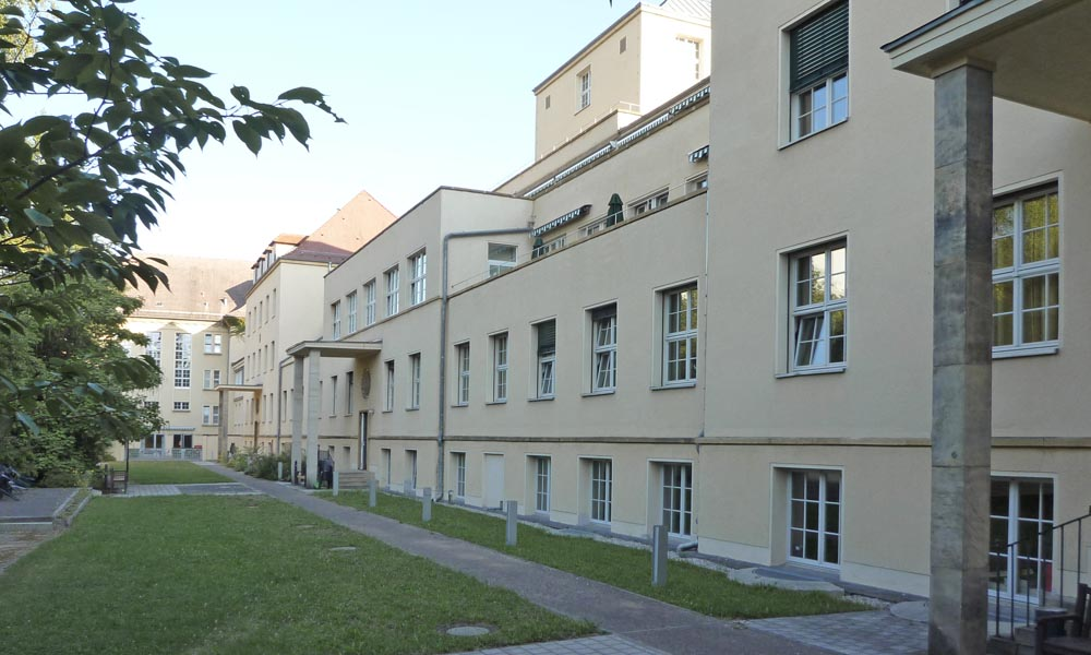 Zentrum fuer Psychische Gesundheit_Fassade